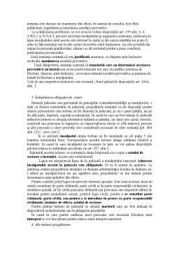 Curs - Procedura Penala Romana - Partea Speciala