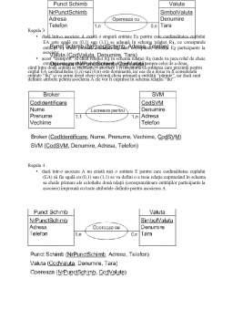 Notiță - Sistemul Informatic