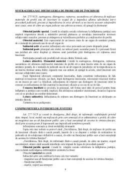 Curs - Infracțiuni Contra Înfăptuirii Justiției