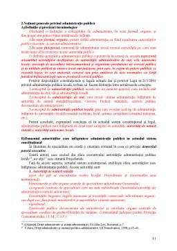 Curs - Caiet Studiu Drept Administrativ
