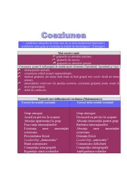 Curs - Comunicare Interpersonală și de Grup