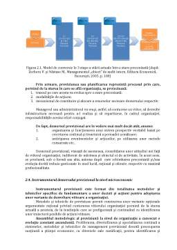 Curs - Planificare și Prognoza