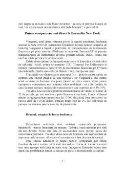 Referat - New York Stock Exchange