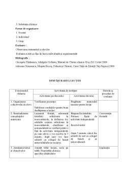 Proiect - Proprietăți Chimice Specifice Aldehidelor