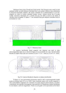 Licență - Studiul unui Electromagnet de Curent Continuu