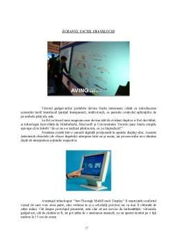 Referat - Monitorul - Dispozitiv Periferic