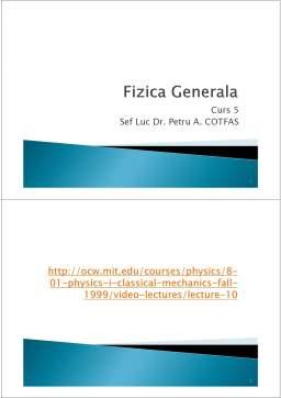 Curs - Fizica Generala