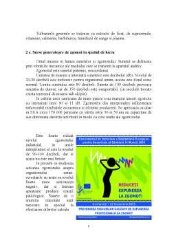 Proiect - Masuri de Protectie a Mediului la Locul de Munca