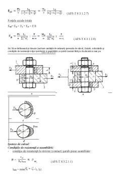 Notiță - Rezolvari Organe de Masini 1 Brasov