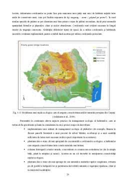 Curs - Conservarea Biodiversității