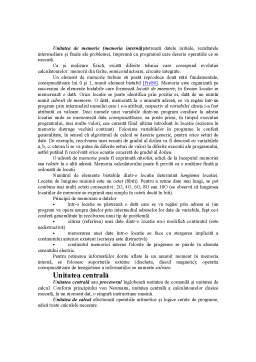 Referat - Arhitectura Sistemelor de Calcul