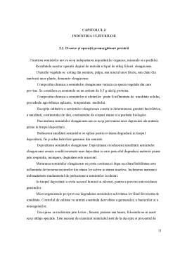 Referat - Tehnologia de Obtinere a Uleiurilor Vegetale