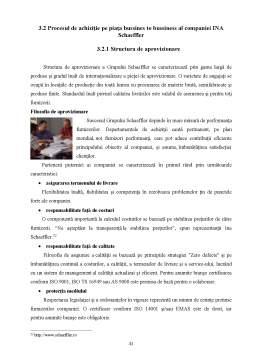 Licență - Studii Privind Receptia Calitativa a Materiei Prime pentru Fabricatia Rulmentilor - Instrumente, Studii de Caz