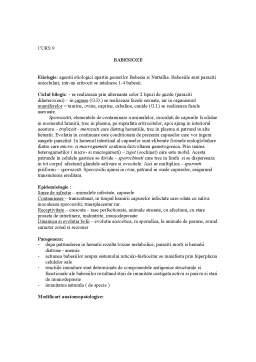Curs - Parazitologie