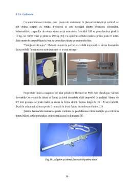 Licență - Sistem de CNC de tăiere materiale moi cu fir cald