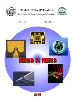 Curs - Micro și nanosenzori