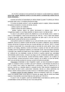 Curs - Drept civil partea generala - persoanele