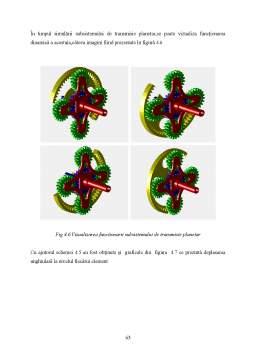 Licență - Studiul privind analiza și simularea automobilelor hibride