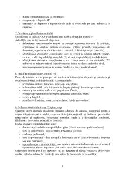 Curs - Audit - Subiecte CECCAR rezolvate