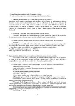 Curs - Evaluare Subiecte CECCAR