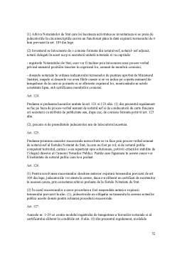 Curs - Legea Notarilor Publici
