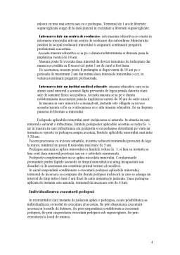 Curs - Curs Drept Penal Semestrul II