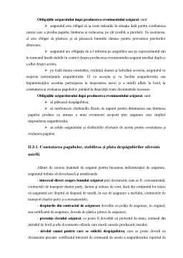 Referat - Asigurările Maritime