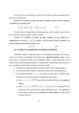 Curs - Matematică