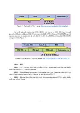 Curs - Standardul IEEE 802.11g