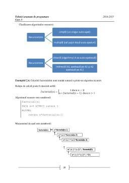 Curs - Tehnici avansate de programare
