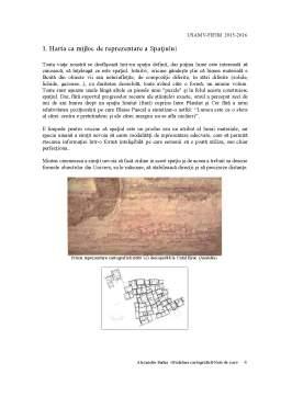 Curs - Modelare cartografică