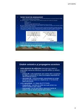Curs - Seismologie inginereasca