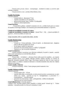Curs - Bacteriologie speciala