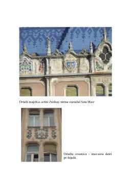 Proiect - Lucrare de cercetare Hotel Dacia Satu Mare