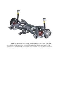 Proiect - Construcția și calculul sistemelor de control al mișcării autovehiculelor