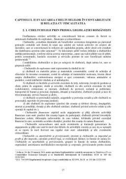 Licență - Organizarea și conducerea contabilității cheltuielilor și veniturilor la SC Simultan SRL