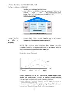 Curs - Măsurarea și controlul performanței