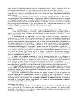 Curs - Dreptul UE - Înființarea cronologică