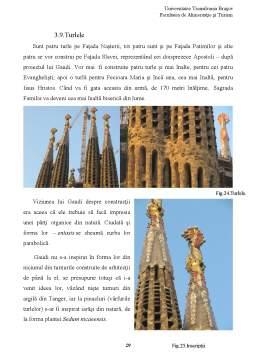 Proiect - Perla Barcelonei