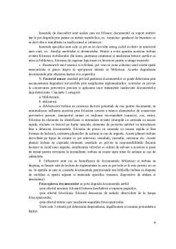 Curs - Prezervarea documentelor
