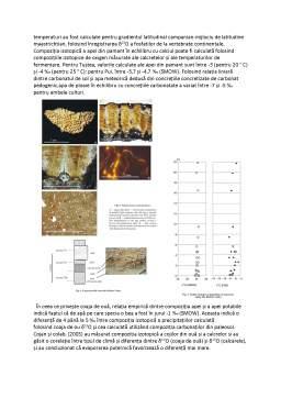 Referat - Metode biostratigrafice de reconstituire a paleomediilor de sedimentare continentale - Bazinul hateg
