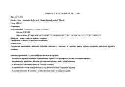 Proiect - Legatura ionică și legătura covalentă