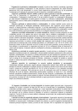 Curs - Drept executional penal (Ciclul I)