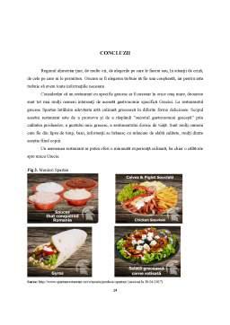 Proiect - Expansiunea pieței lanțului de restaurante Spartan