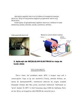Referat - Rețele Electrice