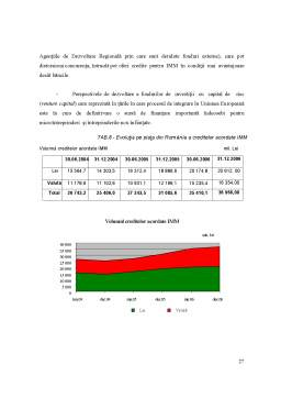 Disertație - Priorități actuale ale managementului sistemului bancar