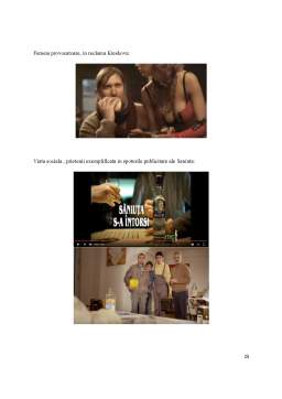 Disertație - Analiza afișelor publicitare ale brandului Tazovsky utilizând metoda eye tracking