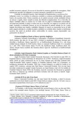 Disertație - Rolul băncilor în economia de piață