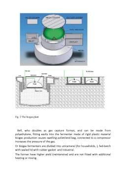 Proiect - Biogas - energy efficency