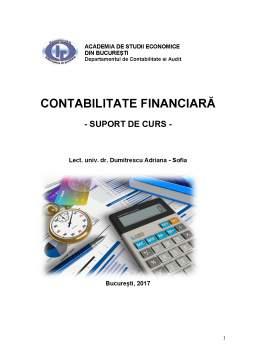 Curs - Contabilitate financiara